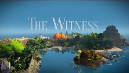 Vid�o : The Witness - Trailer