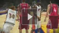 Vidéo : NBA 2K 10 : Trailer Stylé