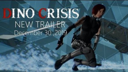Vid�o : Dino Crisis Fan Made Project Gameplay Trailer 2