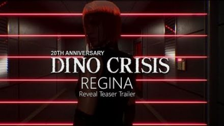 Vidéo : Dino Crisis Fan Made Proyect 2019 Regina Reveal Teaser Trailer (team Arklay's)