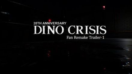 vid�o : Dino Crisis Fan Made Proyect 2019 Trailer 1 (vidéo de Team Arklay's)