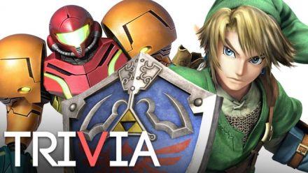Vid�o : TRIVIA : Quand Link et Samus ont failli côtoyer les héros Marvel