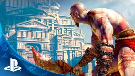 Vid�o : God of War Collection - Bande Annonce PS Vita