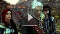 The Witcher 2 - séquence cinématique temps réel