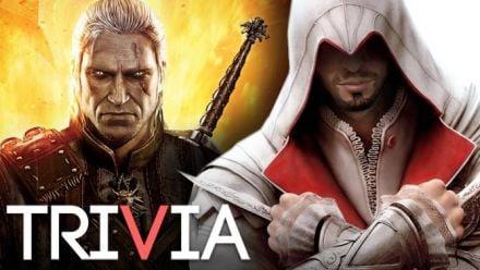 Vidéo : TRIVIA : Altaïr est mort dans The Witcher II