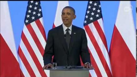 Vid�o : Obama évoque The Witcher