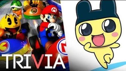 Vid�o : TRIVIA : Quand Tamagotchi s'invitait dans Mario Kart