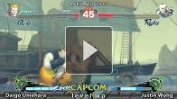 vidéo : Super Street Fighter IV : Fight Club - Justin VS Daigo 01