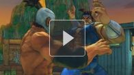 vidéo : Super Street Fighter IV - Gameplay 1 (Juri Vs. T-Hawk)