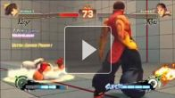 Vid�o : Super Street Fighter IV - Les ultras de Yun et Yang