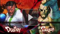 vid�o : Super Street Fighter IV : Dudley vs Sagat