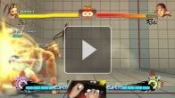 vidéo : Super Street Fighter IV : Ibuki Gameplay