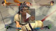 vid�o : Super Street Fighter IV : Makoto Ultra II