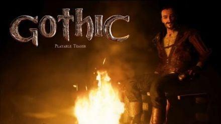 Vidéo : Gothic - Playable Teaser