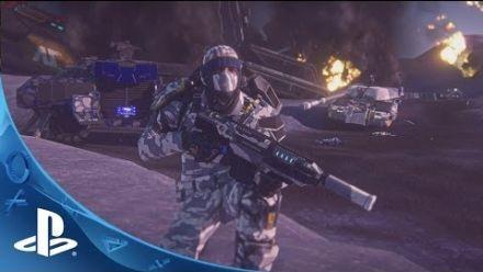 Vid�o : Planetside 2 PS4 : E3 2014 Trailer