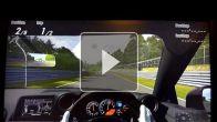 GT5 : Nissan GTR Nurburgring vue cockpit