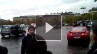 Gran Turismo 5 sur les Champs-Elysées - VIDEO 2