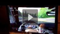 vid�o : GT5 : Mercedes AMG SLS Salon Alemagne Interieur