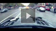 La vraie course sur les Champs-Elysées