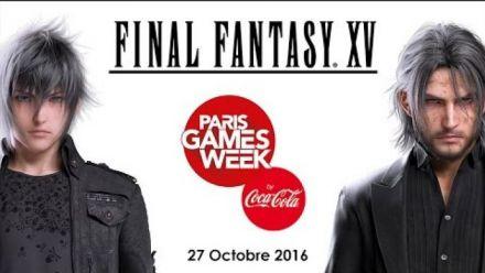 Final Fantasy XV - Live PGW 2016
