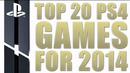 20 PS4 Games You Must Play In 2014