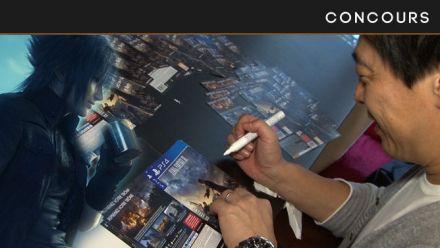 CONCOURS Final Fantasy XV : Gagnez des jaquettes dédicacées par Hajime Tabata