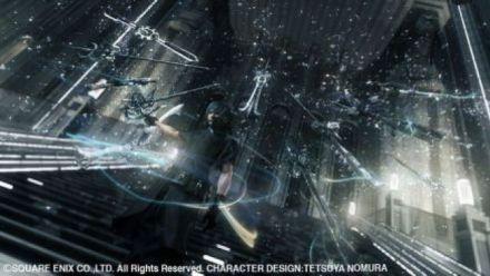 Découvrez la carte de Final Fantasy XV