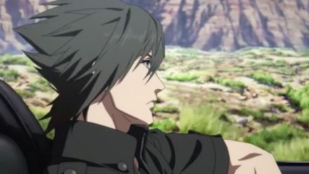 "Final Fantasy XV : Trailer du dessin animé ""Brotherhood"""