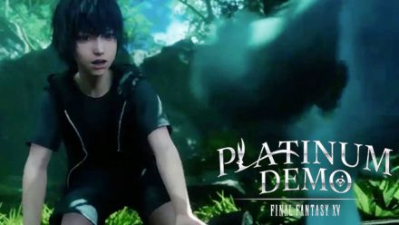 "Final Fantasy XV : La ""Platinum Demo"" annoncée"