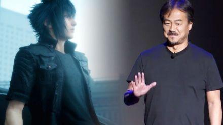 Final Fantasy XV : Quand Hironobu Sakaguchi passe le flambeau