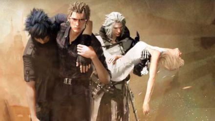 Vid�o : Final Fantasy XV : Active Time Report du premier anniversaire