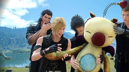 Final Fantasy XV montre les Moogles en action