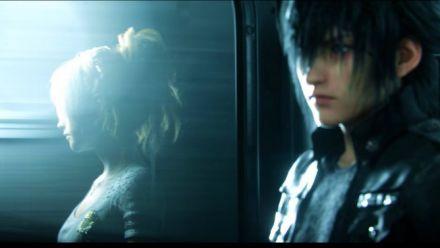 Final Fantasy XV : Cinématique Omen