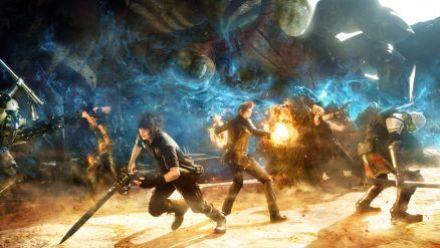 Final Fantasy XV - Vidéo de la démo Duscae