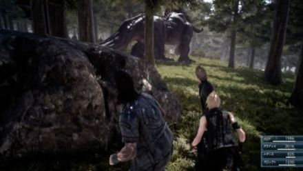 Final Fantasy XV : une démo Duscae 2.0 annoncée