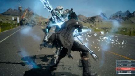 Final Fantasy XV : 30 minutes de gameplay