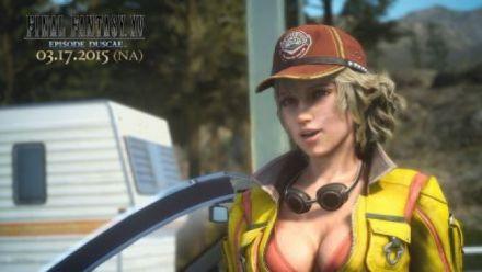 Final Fantasy XV : 1 heure de gameplay inédit sur PS4