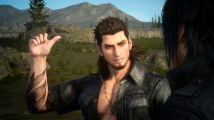 Final Fantasy XV Épisode Duscae - Aperçu de l'avenir