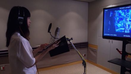 vid�o : KINGSGLAIVE FINAL FANTASY XV - Luna sera doublé par Shiori Kutsuna