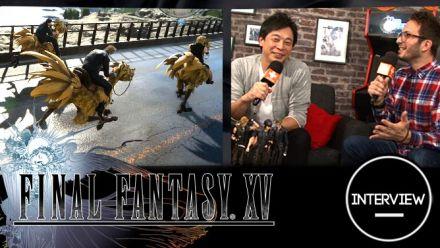 Final Fantasy XV : Hajime Tabata nous offre le commentaire audio du jeu