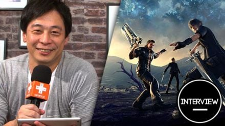 Hajime Tabata de Final Fantasy XV : notre interview sans question