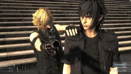 Final Fantasy XV - Système de combat