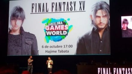 Final Fantasy XV - Nouvelle région