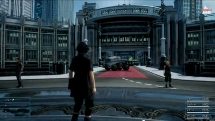 Final Fantasy XV - 8 miutes de gameplay