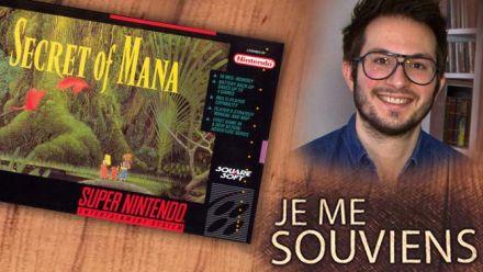 Vid�o : Julien se souvient de Secret of Mana, l'un des meilleurs jeux de tous les temps !