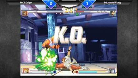Vid�o : Moment 37 Reloaded - Daigo vs Justin Wong