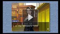 Vid�o : Phoenix Wright : Ace Attorney WiiWare Gameplay 02
