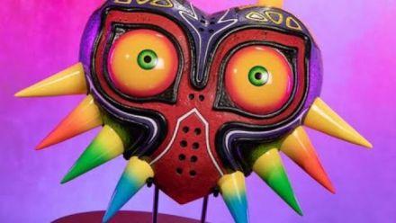 Vidéo : Zelda Majora's Mask : Statuette PVC First 4 Figures
