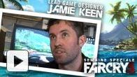 vidéo : Far Cry 3, notre interview de Jamie Keen
