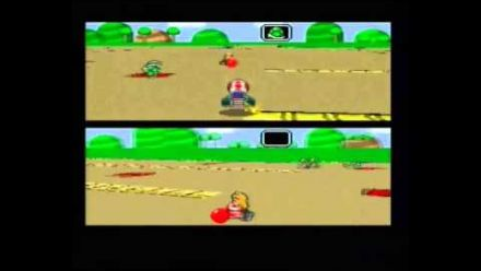 Vid�o : Super Mario Kart World Championships 2012 Highlights